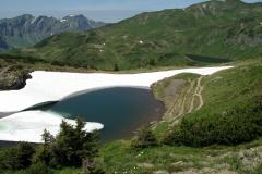 Sünser See/Spitze/Joch - Portla Horn/Kopf/Joch